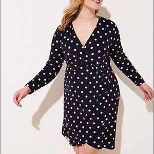 Old Navy Polka Dot dress Size M